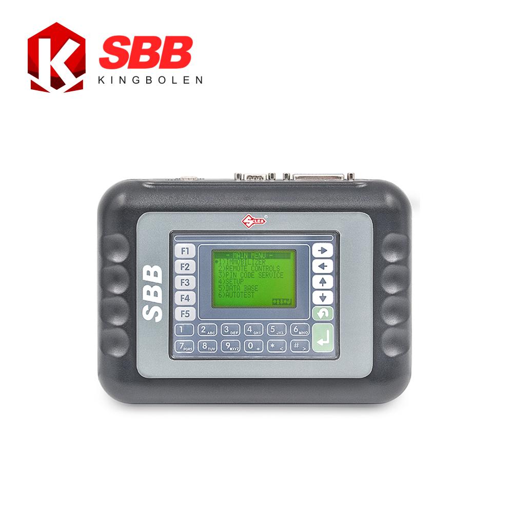 2016 Professional Universal Auto Key Programmer SBB V33.02 Multi-language Silca V33 SBB Key Maker Free Shipping(China (Mainland))
