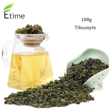 Tea Tieguanyin 100g High Quality Natural Healthy Organic Oolong Tea Weight Loss Fresh Fragrance Green Food Tikuanyin Tea TX001