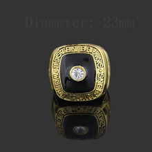 Exquisite high-end selling Alloy Ring, 1970 Boston Bruins Stanley Cup championship rings, commemorative ring