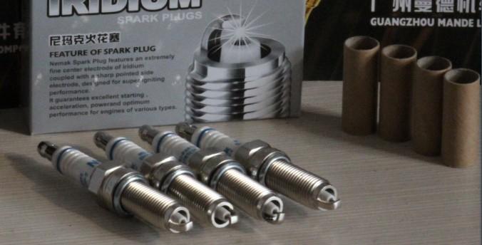 Replacement Parts Platinum iridium car candles plug spark for citroen picasso elysee 1 6 1 8l