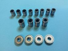 Bearing kit for smartrap 3D printer Reprap DIY linear bearing ball bearing set