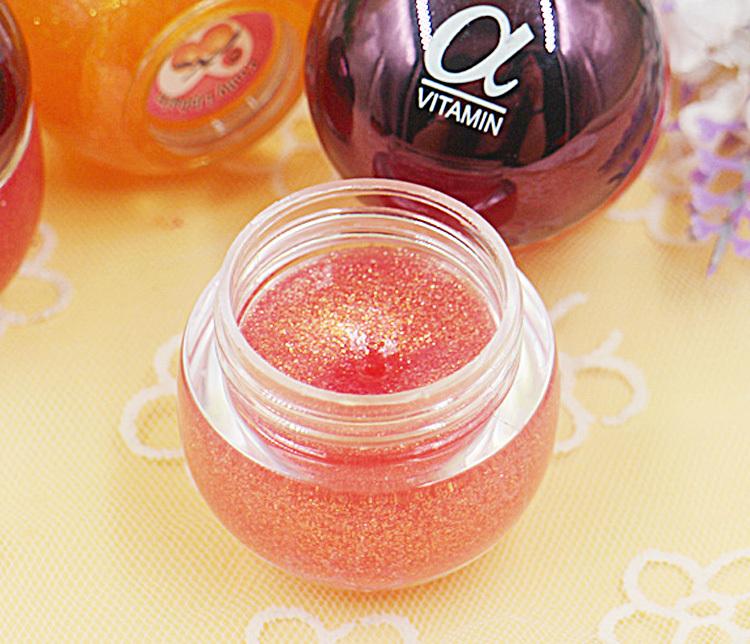 Crystal Sparkling Juicecake Makeup Waterproof Lip Gloss Sweet Frozen Lips Moisturizing Fruit JYT092  -  Online Store 527385 store