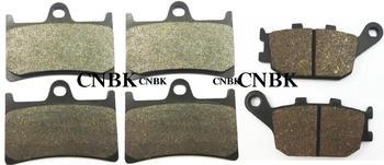 F+R Brake Pad Set fit YAMAHA 600 YZF R6 (13S1) YZF600 R6 YZFR6 2006 2007 2008 2009 2010 2012 2005 - 2013