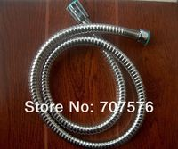 "Stainless-Steel Twist Free 39.5"" Shower Hose Plumbing braided Hose Shattaf tube Extension Tube 1/2""+1/2"" TH09S-2 Free Shipping"
