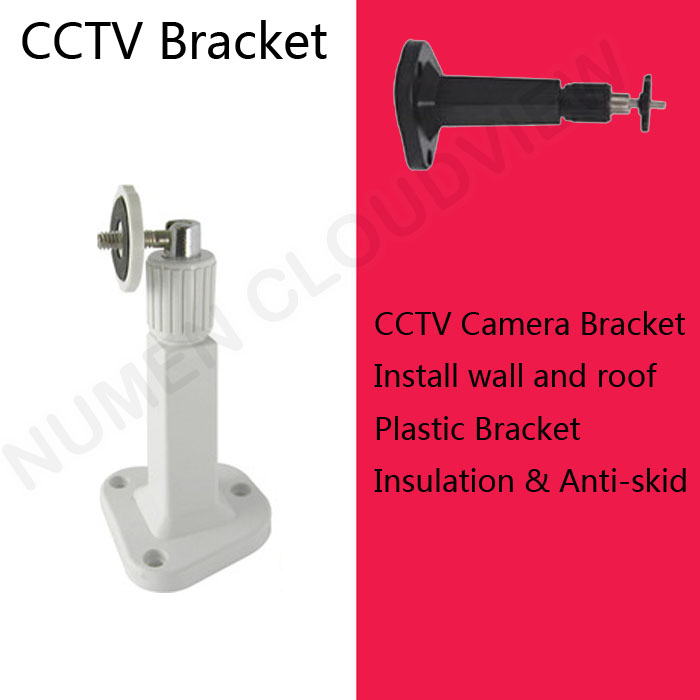 Free Shipping CCTV Camera Brackets plastic  Wall Top  Mount Stand Bracket holder For Security Camera,CCTV Accessories Wholesale<br><br>Aliexpress