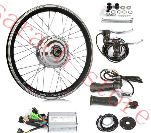 20'' 250W 36V electric bicycle front motor ,electric bike conversion kit,mountain bike motor kit(China (Mainland))