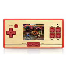 Hot sale FC pocket 30 anniversary nostalgia game children's handheld game player 2.6 inch color screen game console game boy (China (Mainland))
