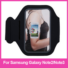 Ultra-Thin Running Gym arm Pouch Neoprene Sport Arm band Case For Samsung Galaxy s3/s4/s5/s6/Note2/3 For iphone 4s 5s New items(China (Mainland))