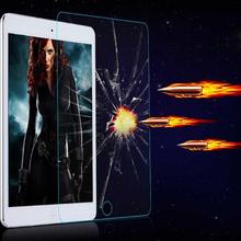 Ultra Clear protecteur d'écran haut de gamme en verre trempé Film pour Apple iPad Mini livraison gratuite(China (Mainland))