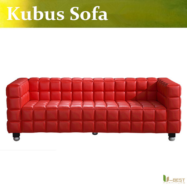 Online buy wholesale kubus sofa from china kubus sofa for Design sofa replica