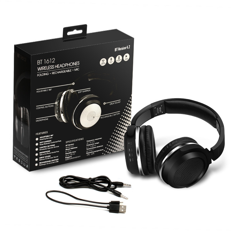 Bluetooth Headphones Bluetooth 4.0 4.2 01
