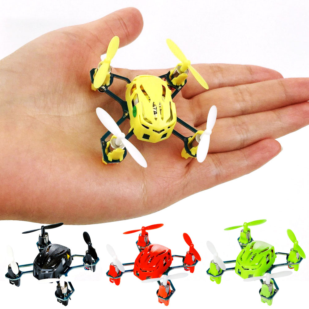 For Hubsan NANO Q4 H111 with 4-CH 2.4GHz Remote Control RC Mini LED Quadcopter Micro Pocket Drone 4 Colors <br><br>Aliexpress