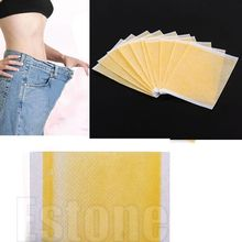 10Pcs Slim Patch Lose weight Belly Trim Patches Health Slimming Diet Detox J117