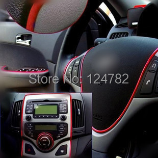 5M Auto Styling Car Sticker Stickers Decoration Thread,Car Styling indoor pater Car Interior Exterior Body Modify Decal 6 Colors<br><br>Aliexpress