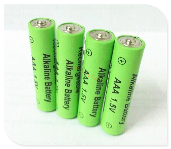 16pcs/lot New Brand AAA 2100mah 1.5V Alkaline Battery AAA rechargeable battery for Remote Control Toy light Batery free shipping(China (Mainland))