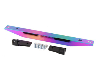 NEO CHROME SUBFRAME LOWER TIE BAR REAR FOR RSX 02-06 DC5 TYPE-S CIVIC 01-05 EP3 EM2 ES1