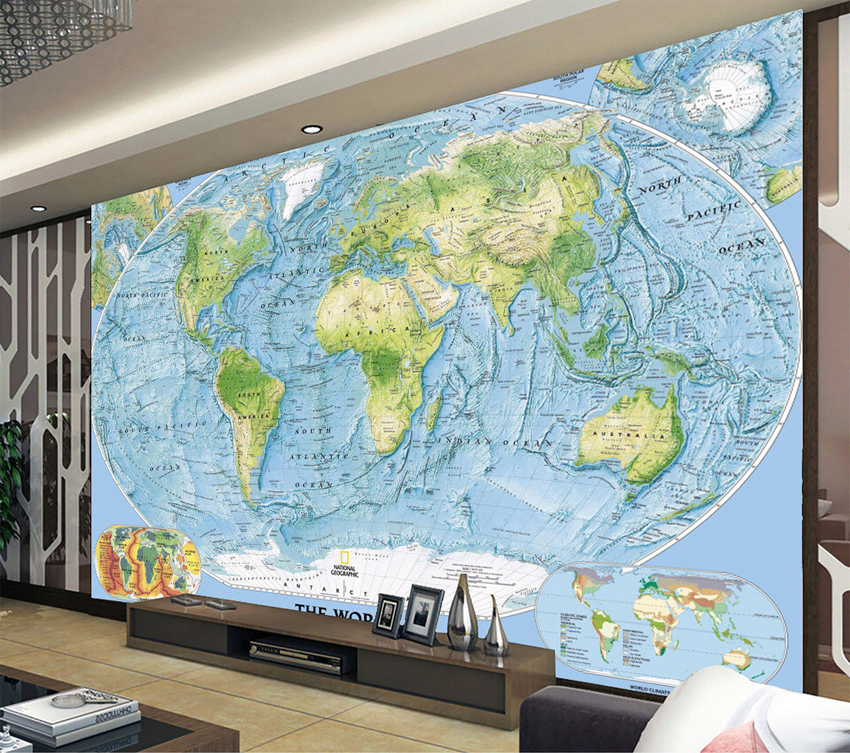 Compare prices on coloured wallpaper online shopping buy for Custom mural cost