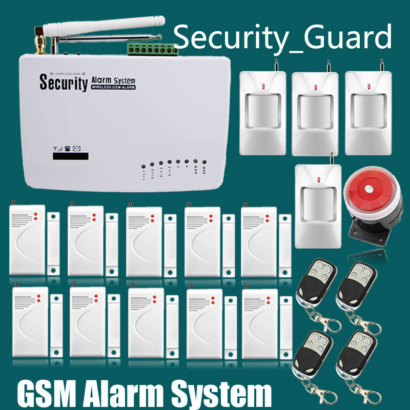 Security Systems Lincoln Ne: Buy AG-security DP-500 2.6 Inch Home Guard GSM SMS Alarm