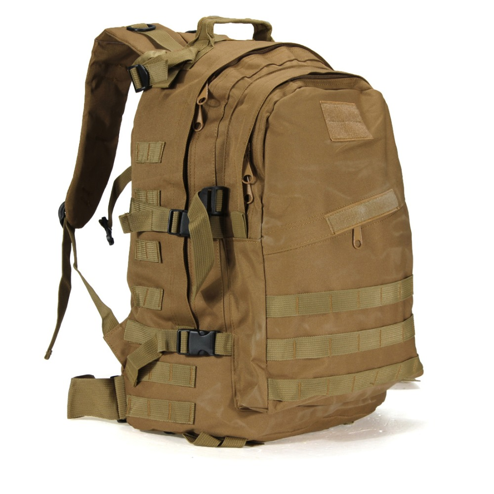 55L 3D Outdoor Sport Military Tactical climbing mountaineering Backpack Camping Hiking Trekking Rucksack Travel outdoor Bag(China (Mainland))