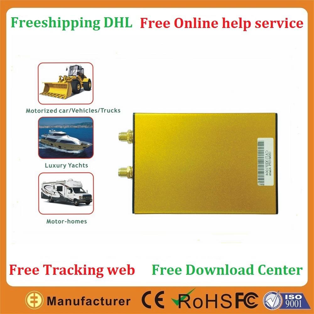 Waterproof Two way GSM/GPS Tracking Alarm Kit gps tracking car dvr recorders laptop gps tracker(China (Mainland))