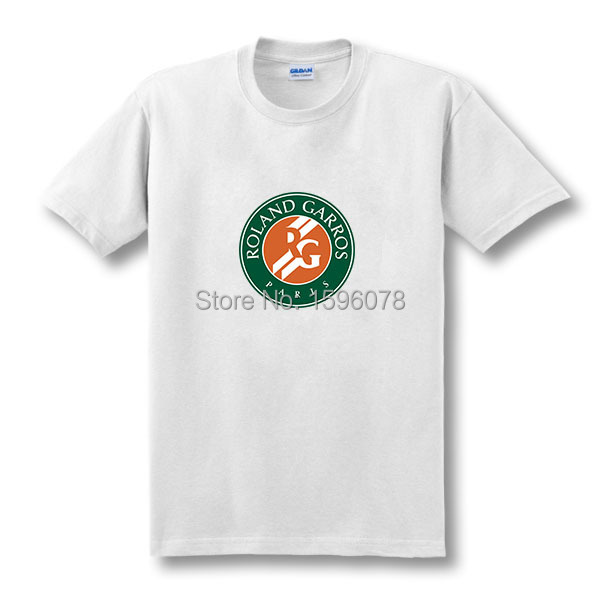 Roland Garros French Open Tennis T Shirt Men New Arrival Fashion Brand Short Sleeve T Shirt For Male(China (Mainland))