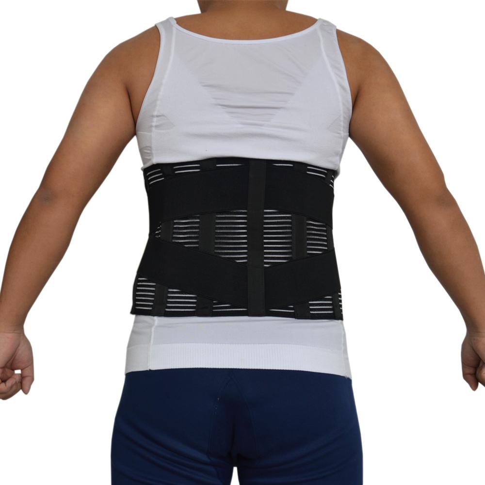 Medical Lumbar Stabilizer Lower Back Support Pain Relief Belt Waist Wrap 2015 new Product Heavy Lift Lumbar Waist Support Belt(China (Mainland))