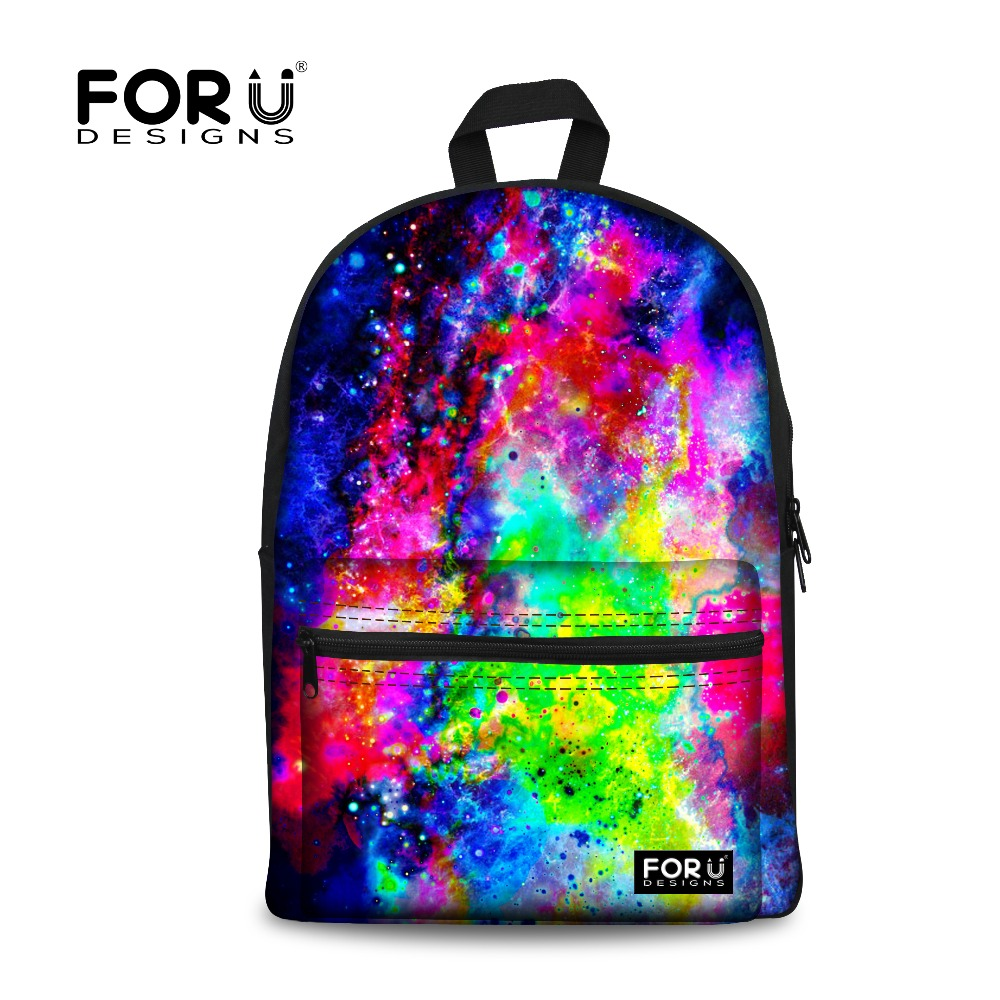 Novelty children backpack men women galaxy sports backpacks for teenagers boys students canvas back pack kids book bag mochila(China (Mainland))