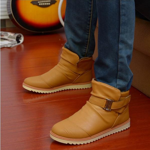 botas de hombre para nieve