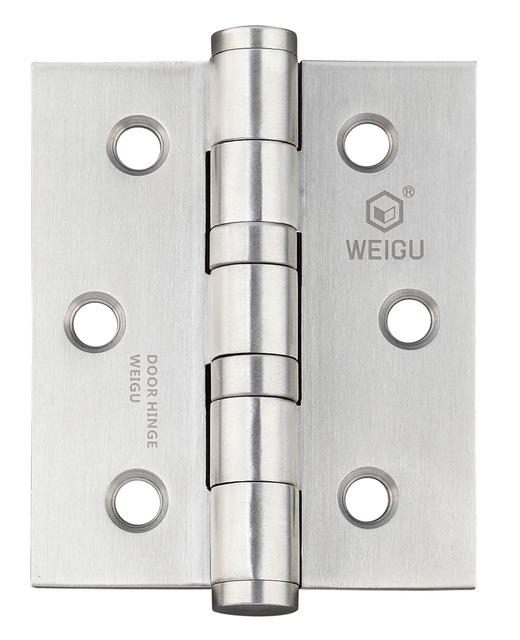 High Quality Stainless Steel Door Ball Bearing Hinge SS Finished (3inch *2.5 inch *2.5mm)(China (Mainland))