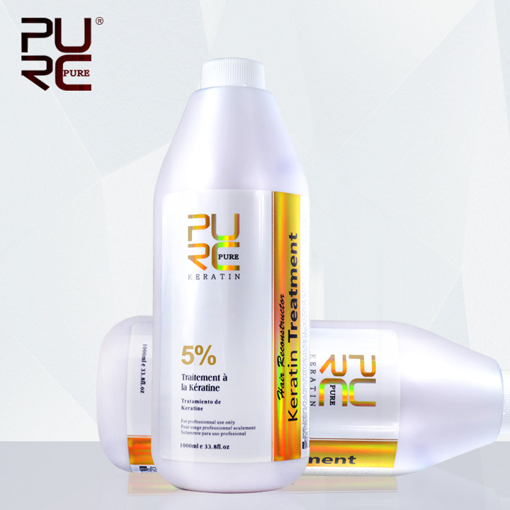 Brazilian keratin font b hair b font treatment formalin 5 1000ml Hot sale font b hair