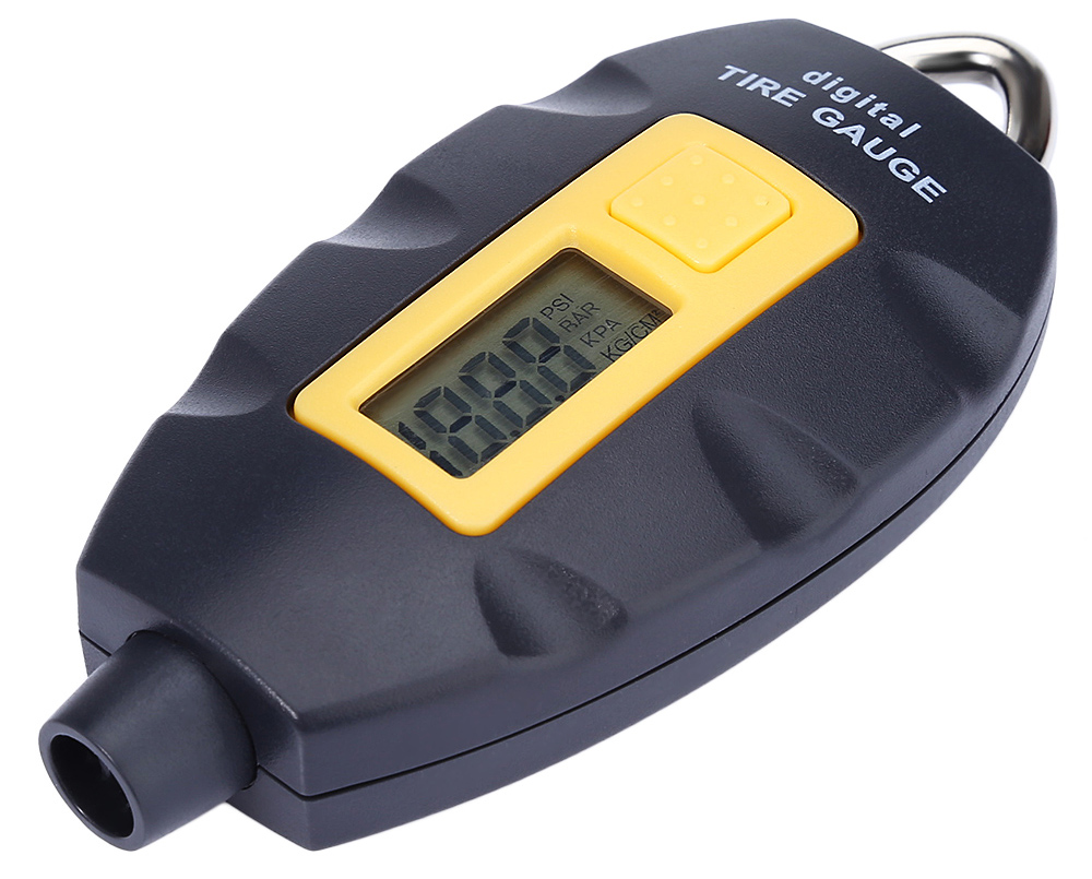 Mini WF - 152 Car Digital Tire Pressure Gauge LCD PSI KPA BAR Manometer Electronic Tyre Tester Vacuum Diagnostic ToolsTool(China (Mainland))