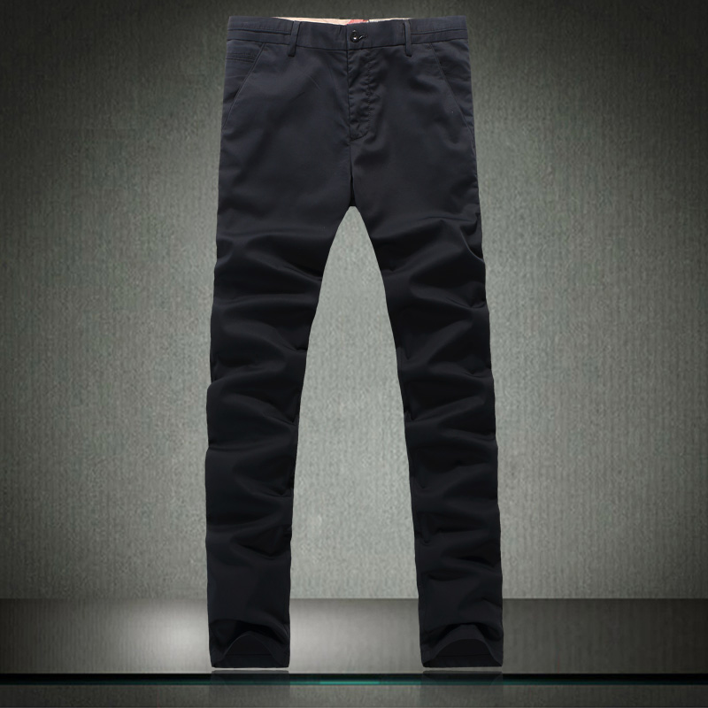 Mens Smart Casual Trousers Men Smart Casual Pants 815