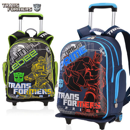 Transformers Rolling Backpack