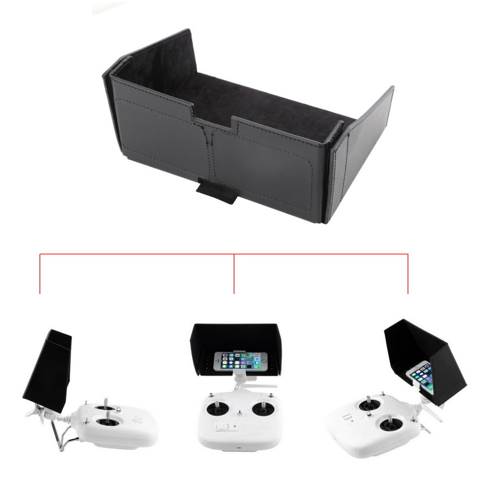 FPV Sun Hood Sun Shade For DJI Phantom 2 Vision FC40 RC Quadcopter LCD Monitor Camera
