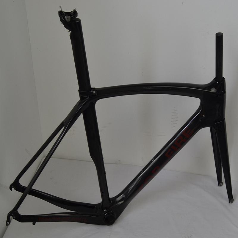 2015 new design bike carbon fiber frame on sale 700c carbon road bike frameset(China (Mainland))