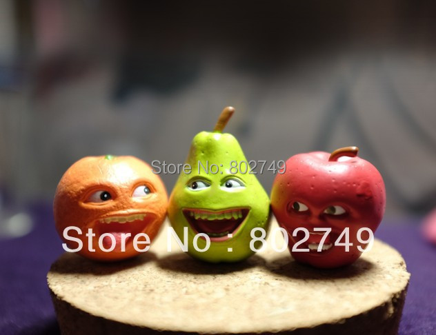 annoying orange toys pear - photo #26