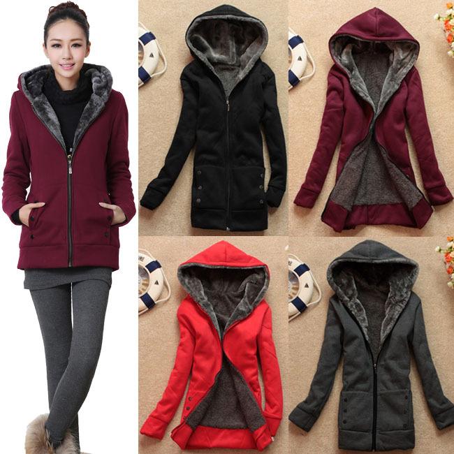 Fleece Zip Up Jacket Women'S | Jackets Review