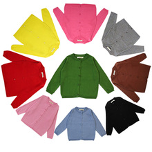 Retail  New 2016 autumn winter  Hot Children Long sleeve swearter Coats (China (Mainland))