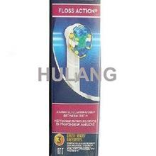 Freies Verschiffen 3 Stücke (3 teile/paket) neue Braun Oral B Floss Ersatz elektrische Zahnbürste Köpfe EB25-3(China (Mainland))