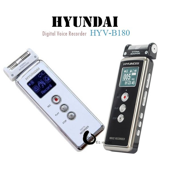 Hot sale south korean professional digital high-definition recording pen voice recorder 2GB Free Shipping(China (Mainland))