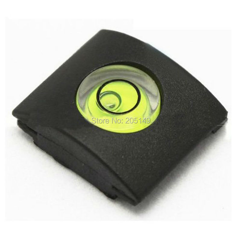 100pcs/lot High Quality <font><b>DSLR</b></font> 1PCS/LOT Camera Bubble Spirit Level + Hot Shoe Protector Cover for Nikon Canon Casio Fuji <font><b>Samsung</b></font>