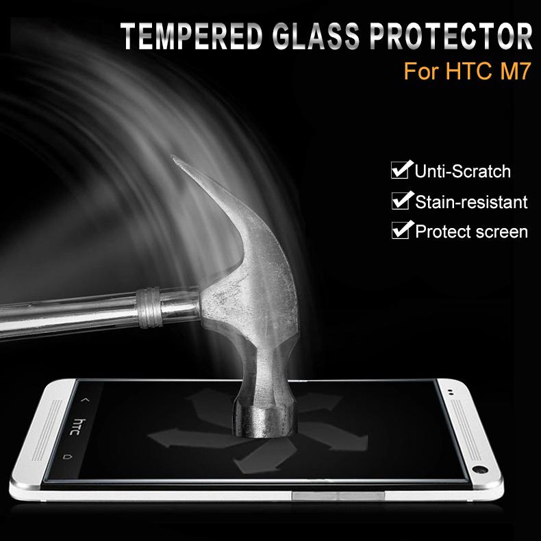 Защитная пленка для мобильных телефонов 9H 0,3 2.6 HTC M7 802W 802D 802T Sim