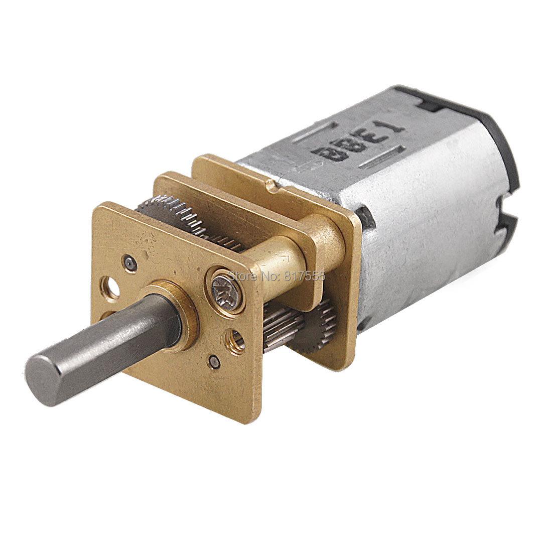 Shaft diameter 3mm 300rpm 6v high torque mini for Dc motor high torque