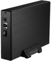 Exclusive design 3 5 inch Sata II to USB3 0 external HDD SSD enclosure case box