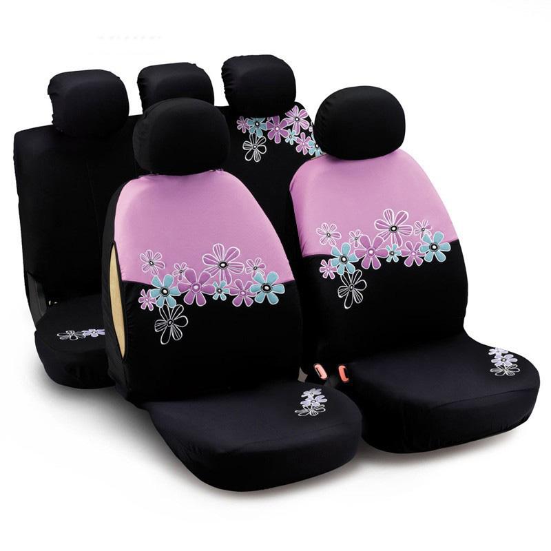 achetez en gros rose accessoires de voiture en ligne des grossistes rose accessoires de. Black Bedroom Furniture Sets. Home Design Ideas
