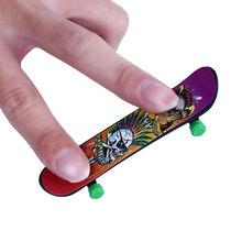 Finger Board Deck Truck Skateboard Boy Kid Children Finderboard Toy Gift(China (Mainland))