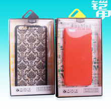 Fashion Paper Retail Packaging Boxes with PVC Plastic blister Package For iPhone6S/6S plus Mobile Phone Case 400pcs/Lot KJ-513