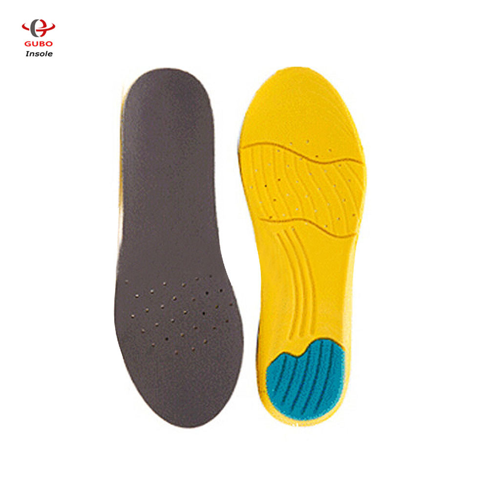 Very Cheap Massage Protect Cozy Breathable Absorbent Cushioning Insole Healthy Deodorant Insole Unisex Sport Breathable Insole(China (Mainland))