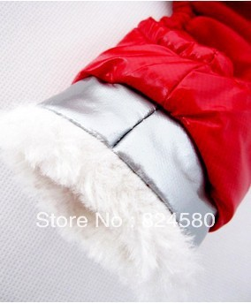 comfortable,fashionable cotton winter clothes with a Christmas Tree for your pet dog