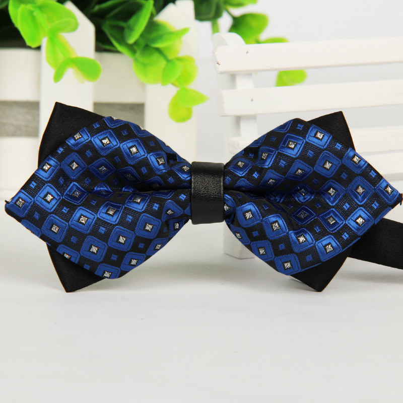 2017 Fashion Simple Men's Suit Bow Tie For Groom Wedding Party Men Formal Wear Business Cravat Bow tie Clothing Accessories